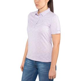 Schöffel Capri1 Pikeepaita Naiset, pastel purplec